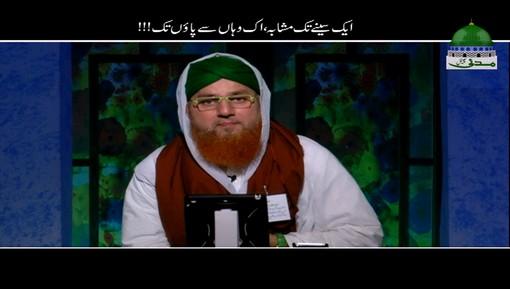 Aik Seenay Tak Mushabah Ik Waha Say Paon Tak