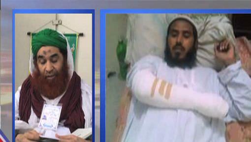 Muhammad Noman Attari Say Ameer e Ahlesunnat Ki Ayadat