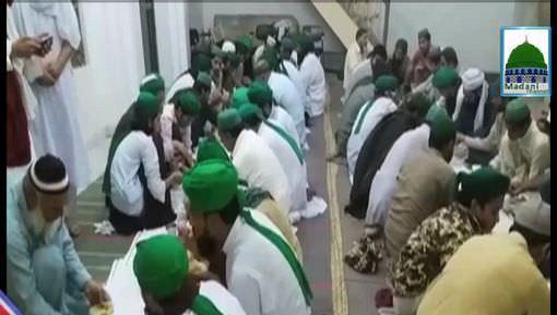 Sahri Ijtima Rukn e Shura Ki Shirkat