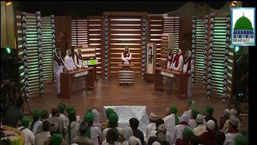 Faizan E Aala Hazrat Ep 03 - Korangi(Razavi Kabina VS Malir(Saadi Kabina)