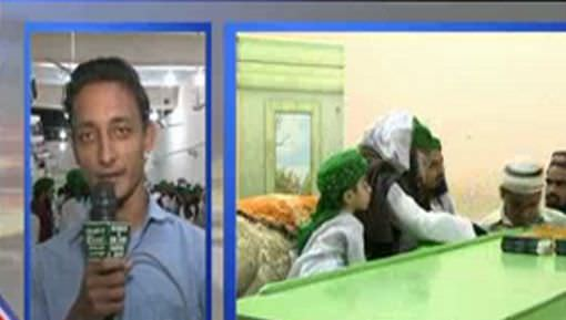 Shahzada e Attar Say Aashiqan e Rasool Ki Mulaqat