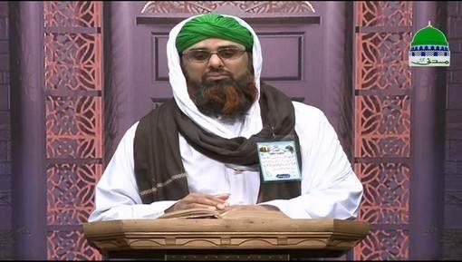 Anbiya E Kiram Kay Waqiaat Ep 94 - Moye Mubarak Ki Barkatain