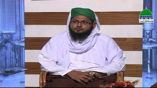 Dar Ul Ifta Ahlesunnat Ep 799 - Mutafarriq Masail