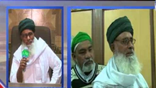 Maulana Niaz Ahmad Sulemani Sahib Ka Alami Madani Markaz Ka Daura