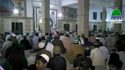 Haftawar Sunnaton Bhara Ijtima Noorani Masjid Malir Karachi