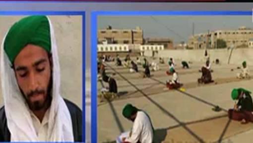 Madani Markaz Faizan e Madina Multan Shareef Main Madani Tarbiyyati Course Ka Ikhtitam