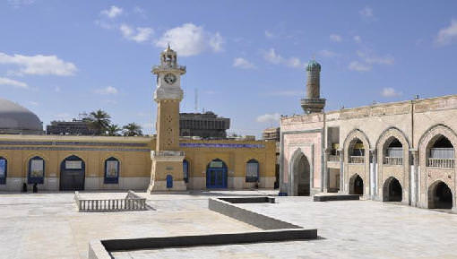 رحلة الشيخ عبد القادر الجيلاني إلى بغداد