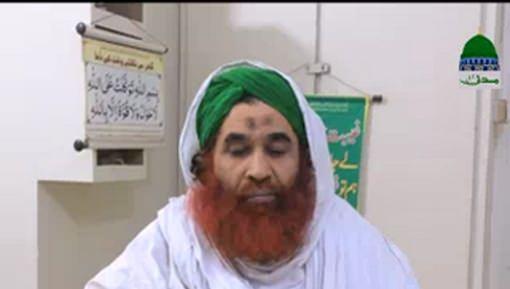 Siddique Ismail Sahib Say Ameer e Ahlesunnat دامت برکاتہم العالیہ Ki Ayadat