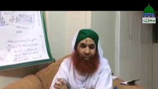 Hazrat Maulana Hamid Rabbani Sahib Kay Intiqal Par Ameer e Ahlesunnat Ki Lawahiqeen Say Taziyat