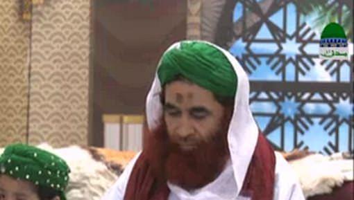 Muhammad Ahmad Siyalwi Say Ameer e Ahlesunnat Ki Ayadat