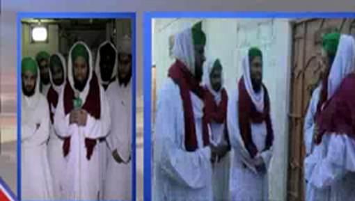 23 Feb Ko Bab ul Madina Karachi Main Honay Walay Sunnaton Bharay Ijtima Ki Dawat