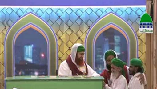 Aashiqan e Rasool Ki Nigran e Shura Say Mulaqat