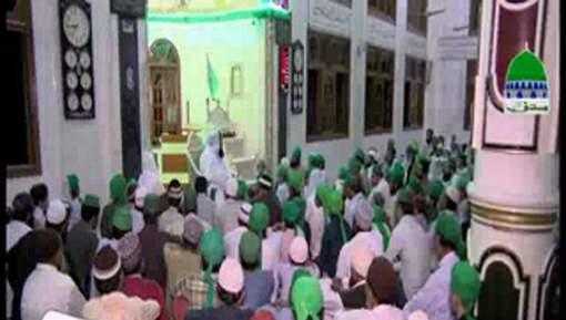 Weekly Sunnah Inspired Ijtima Muhajir Camp Bab ul Madina Karachi