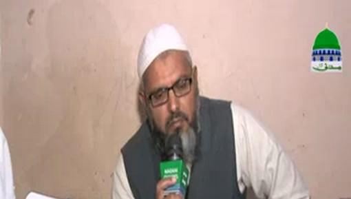 Hazrat Maulan Gulam Mustafa Mujaddidi Shakar Garh Pakistan