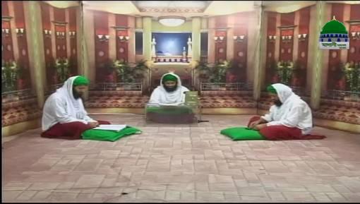 Madani Jaiza Ep 09 - Aashiq e Akbar رضی اللہ تعالٰی عنہ