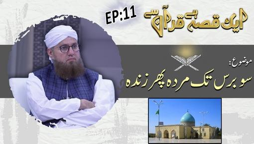 Aik Qissa Hai Quran Say Ep 06 - Sab Say Pehlay Qatil o Maqtool Ka Qissa