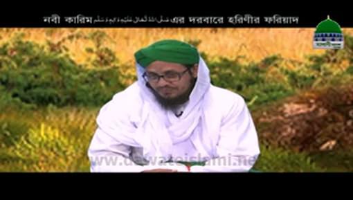 Huzoor ﷺ Ki Bargaah Main Hirni Ki Faryad
