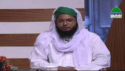 Dar Ul Ifta Ahlesunnat Ep 883 - Ramadan Kay Mutafarriq Masail