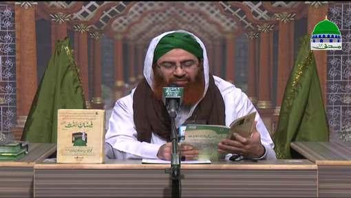 Faizan e Sahabiyaat Ep 04 - Seerat e Saidatuna Umm ul Momineen Hafsa رضی اللہ تعالٰی عنہا