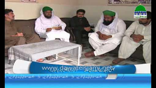 مجلس رابطہ ریاض کموکا  سے ملاقات سردارآباد فیصل آباد