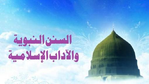 السنن النبوية والآداب الإسلامية