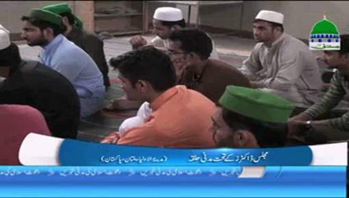 Majlis Doctor Kay Tahat Madani Halqa