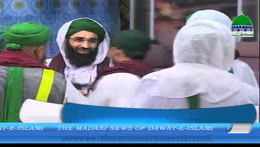 Devotees Of Rasool Meeting With Beloved Son Of Ameer e Ahlesunnat دامت برکاتہم العالیہ Al Haaj Ubaid Raza Attari Al Madani
