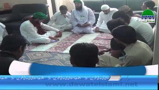 Majlis e Nashr o Ishat Kay Tahat Lahore Main Madani Halqa