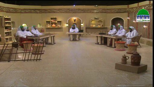 Subh e Ramadan Ep 15 - Akhlaq e Mustafaﷺ