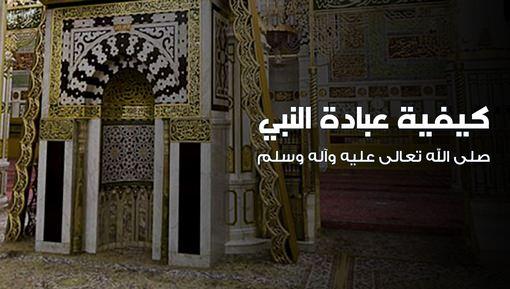 كيفية عبادة النبي صلى الله عليه وآله وسلم - شمائل الحبيب ﷺ (الحلقة: 8)