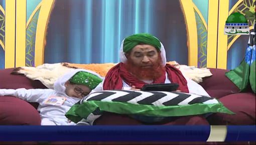 حاجی جنید عطاری سے امیرِ اہلسنت دامت برکاتہم العالیہ کی تعزیت