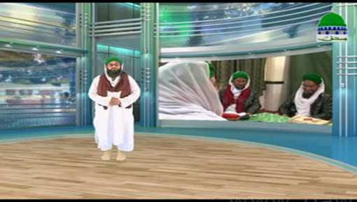 حاجی شاہد عطاری کا مجلس اصلاح برائے فنکار سے مدنی مشورہ
