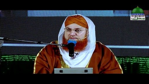 جناح ہسپتال میں سنتوں بھرا اجتماع حاجی عبدالحبیب عطاری کی شرکت