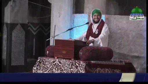 حیدرآباد میں سنتوں بھرا اجتماع سید عارف علی عطاری کی شرکت