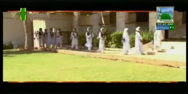 Madani Khaka - Tahajjud Kay Fazail