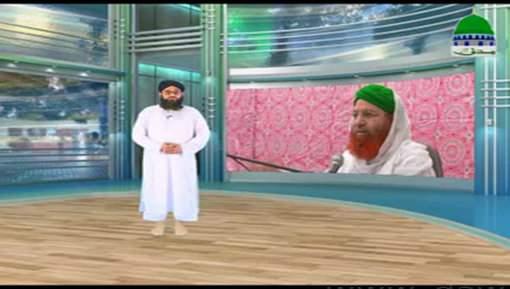 حاجی شاہد عطاری کے مجلس مدرسۃ المدینہ کو مدنی پھول