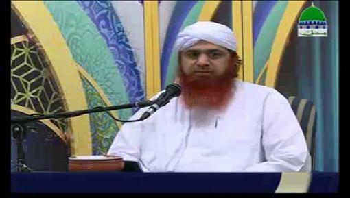 حضرت مولانا محمد عمران عطاری کا پاک وقاری کابینہ سے مدنی مشورہ