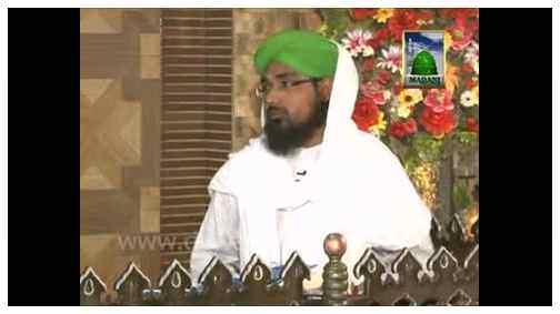 Dar-ul-Ifta Ahlesunnat(Ep:201) - Roza or Taraweeh