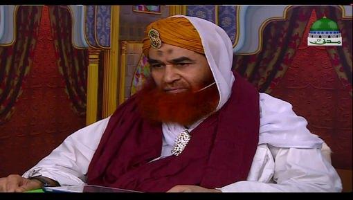 امیرِ اہلسنت دامت برکاتہم العالیہ کی ہاشم عطاری سے تعزیت