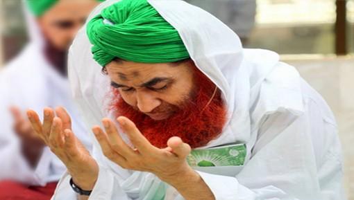 امِّ اریب عطاریہ کی علالت پر امیرِ اہلسنت دامت برکاتہم العالیہ سے عیادت