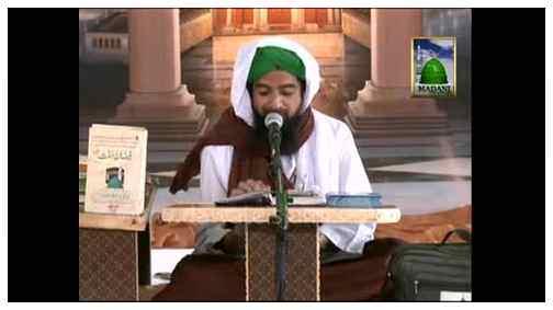 Faizan-e-Qaseedah Burdah Shareef(Ep:20) - Huzoor Ka Rat May Ibadat Karna