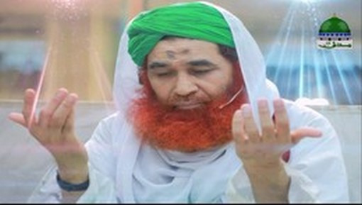 حضرت مولانا مفتی نسیم مسباحی صاحب کی علالت پر امیرِ اہلسنت دامت برکاتہم العالیہ کی عیادت