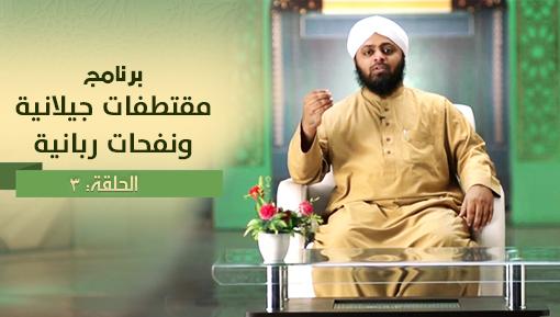 الشيخ الجيلاني طبيبًا في منهجه وطريقته