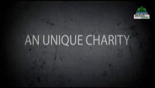 An Unique Charity