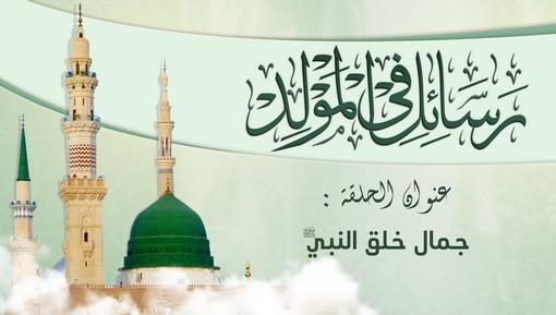 برنامج : رسائل في المولد ﷺ(الحلقة : 08) - جمال خلق النبي صلى تعالى عليه وسلم