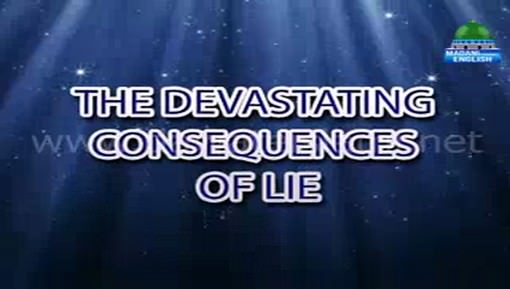 The Devastating Consequences Of Lie