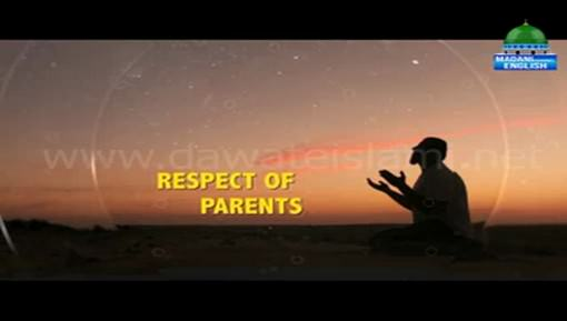 Respect Of Parents