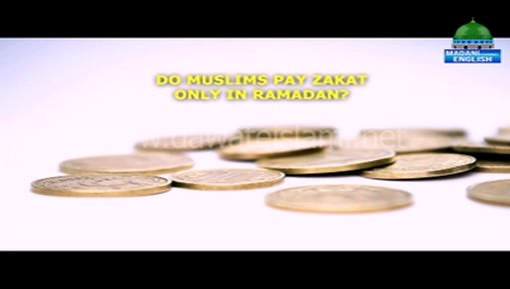 Do Muslims Pay Zakat Only In Ramadan?
