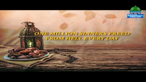 One Million Sinners Freed From Hell Every Day