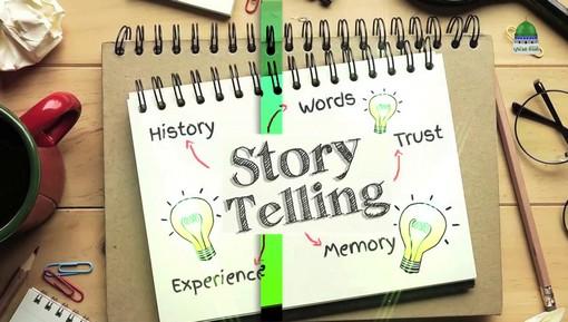 أهمية القصة للأطفال